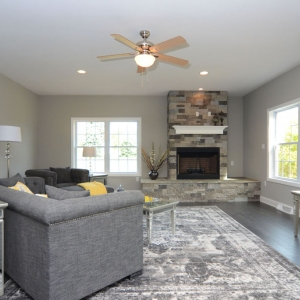 Model Home For Sale Great Room