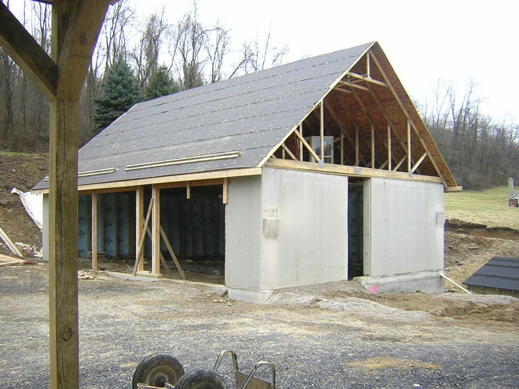 Pittsburgh barn renovation lad construction company for Barn renovation