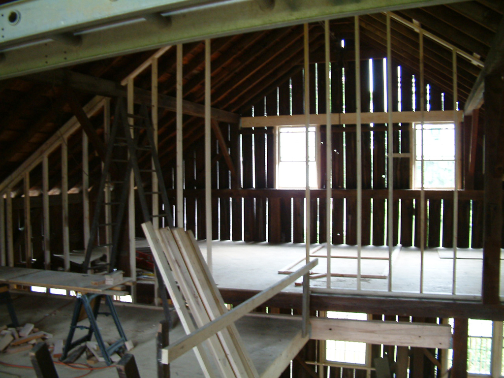 Pittsburgh Barn Renovation Lad Construction Company