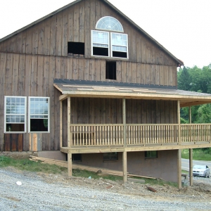 Barn Renovation Collier Township