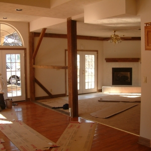 Barn Renovation interior design