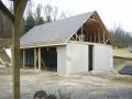 Barn Renovation Progress