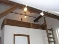 Interior of Barn Renovation Project
