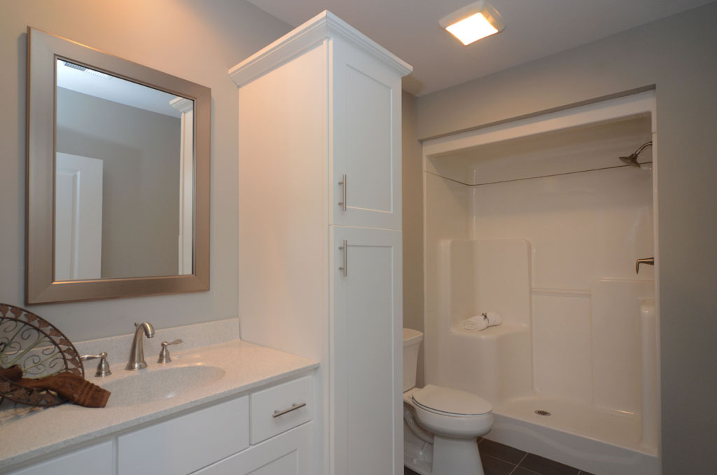 Your LAD Construction Custom Built Home Can Include Unique Bathroom And  Bedroom Finishes And Fixtures. Our Clients Are Free To Incorporate The  Design ...