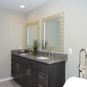 Ashley Ridge Model Home Master Bath