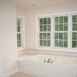 custom home bathroom Western PA