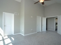 New Construction Master Bedroom