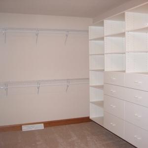 custom closet Western, PA