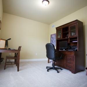 new construction home office