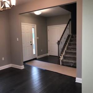 Model Home for Sale Foyer