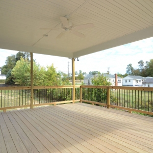 Model Home For Sale Deck