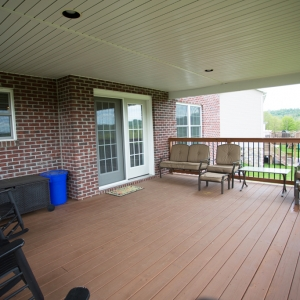 custom built deck Western, PA