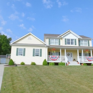 custom home elevation in Western, PA