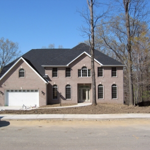 custom home new construction