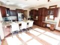 View of kitchen renovation