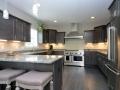 Ashley Ridge Beaver, PA Custom Home Kitchen
