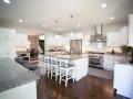 custom new kitchen