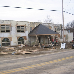 Office Building Renovation in Oakdale, PA