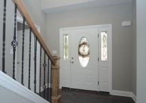 Beaver, PA Model Home Foyer