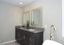 Ashley Ridge Model Home Master Bath