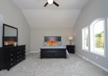 New Construction Master Bedroom