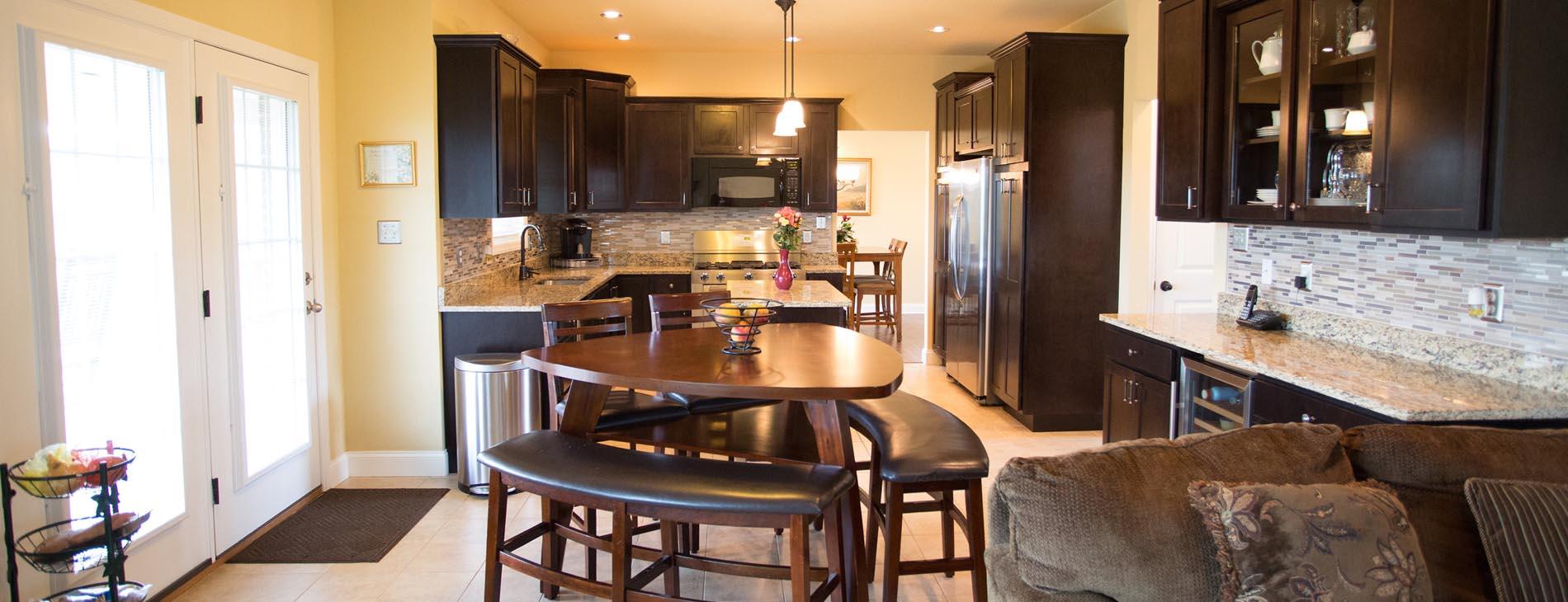 Custom Home Builder Western, PA