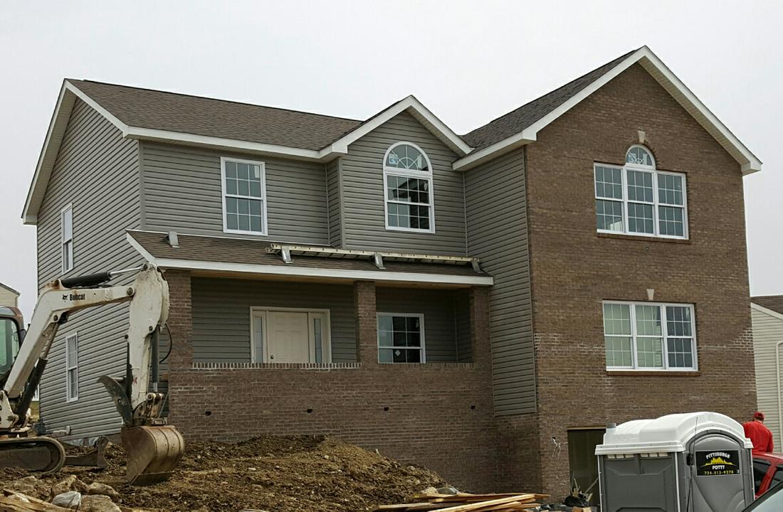 North Fayette Model Home