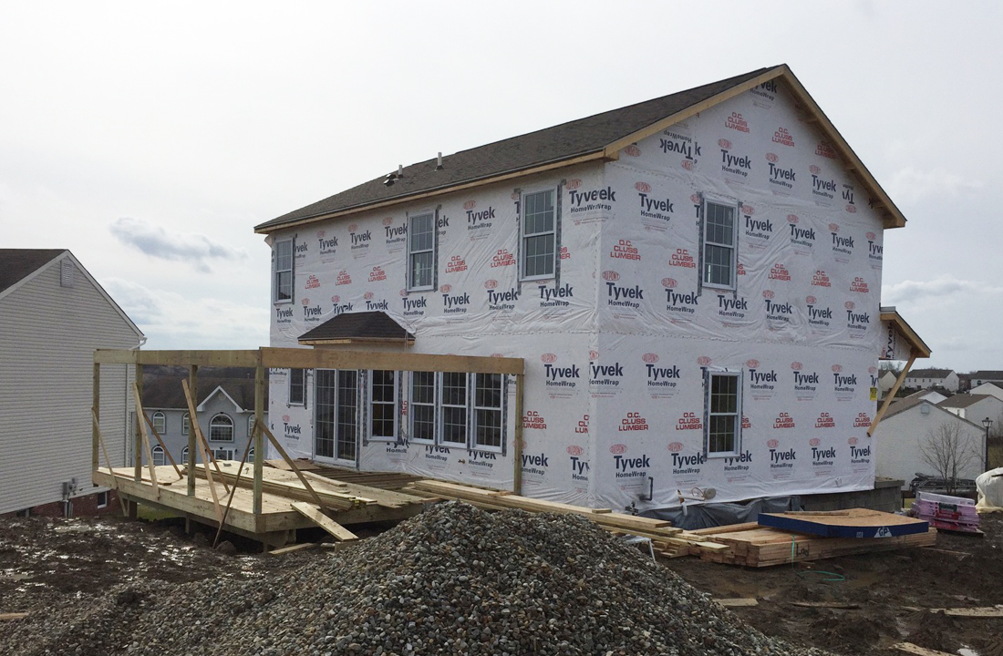 North Fayette New Construction
