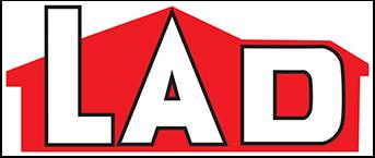 LAD construction logo