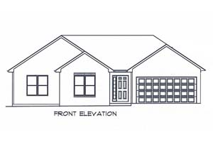 New Construction Double Lot